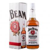 白占边波本威士忌(JIM BEAM BOURBON...